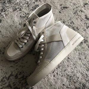 Matty High-Top Mesh Sneaker